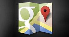 Google Maps für iOS: Erste vermeintliche Bilder der App aufgetaucht
