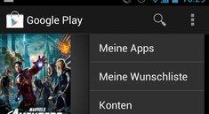 Google Play Store erhält Wunschlisten-Funktion