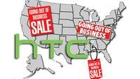 HTC: Wegen Apple, Google und Amazon keine Tablets mehr in den USA