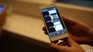 CES 2013: Huawei Ascend D2 offiziell vorgestellt - mit Hands-On Video