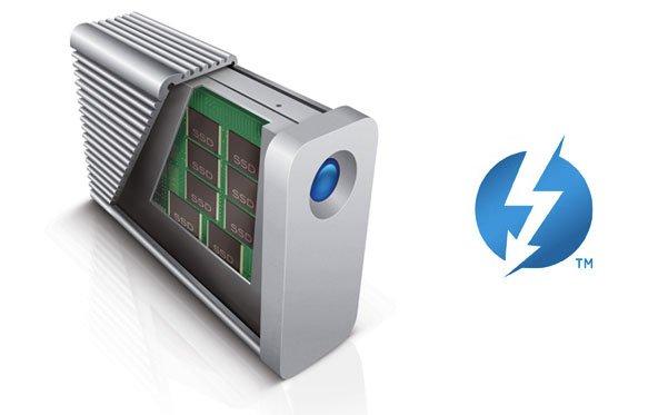 LaCie beschleunigt Little Big Disk Thunderbolt mit schnelleren SSDs