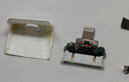 """""""Lightning auf 30-polig Adapter"""": Das steckt in Apples kleinem Adapter"""