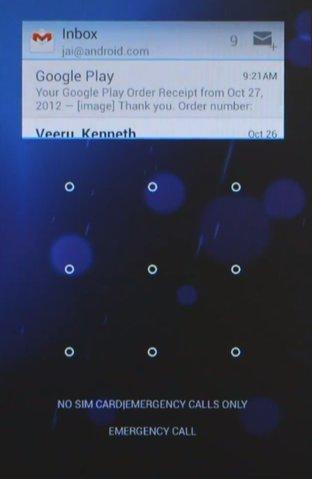 Lockscreen Widgets