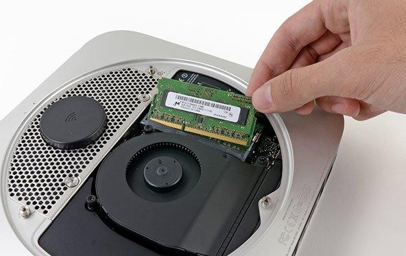 Weiterer iFixit-Teardown: Mac mini unter dem Schraubendreher