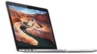 MacBook Pro mit 13-Zoll Retina-Display: kompaktes Arbeitstier mit neuer Power
