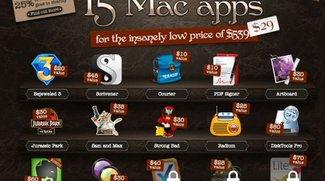MacHeist 4 Software-Bundle: 12 Mac Apps für 9 Tage