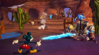 Disney Micky Epic 2: Das Wasteland im Video