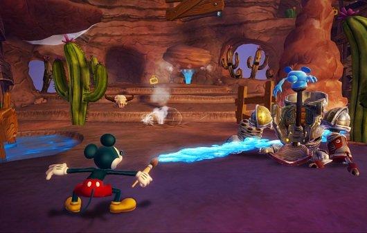 Disney Micky Epic 2 - Macht der Zwei: Kommt für die PS Vita