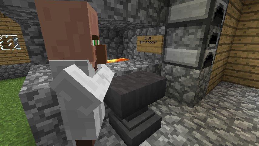 Minecraft: Snapshot 12w41 führt Amboss ein