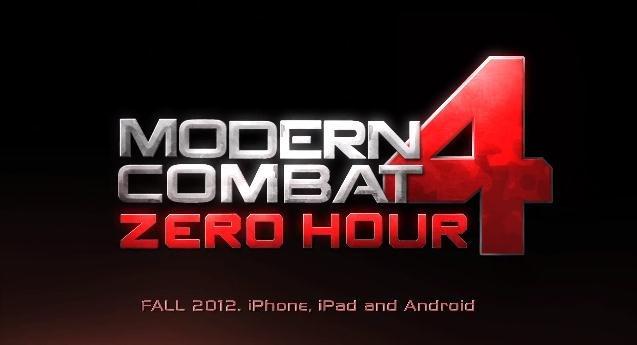 Modern Combat 4: Zero Hour - Erste Eindrücke