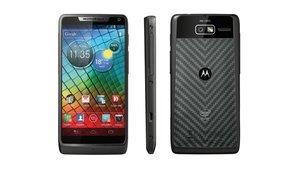 Motorola RAZR i - ab Ende Januar in weiß erhältlich