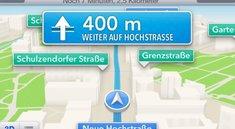 Karten-App von iOS 6 auf iPhone und iPad im Test: Besser als ihr Ruf