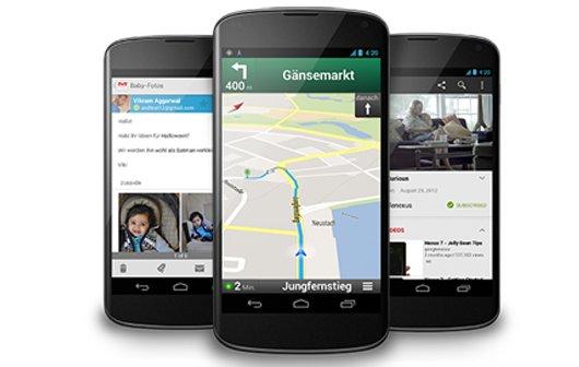 Nexus 4, Nexus 7 und Nexus 10 offiziell vorgestellt - Verkauf ab 13.11