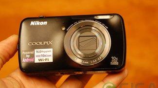 Nikon Coolpix S800c: Die andere Android-Kamera