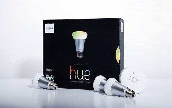 Philips hue: Smarte LED-Lampe exklusiv im Apple Store verfügbar
