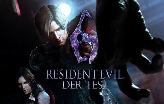 Resident Evil 6 Test – Alles oder nichts?