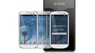 Induktion mit Samsung: Galaxy S3 und Note 2 kabellos laden