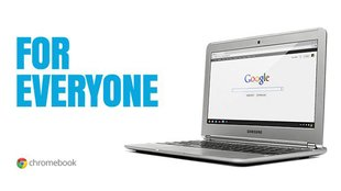 Google: Chrome-OS Laptop mit Touchscreen