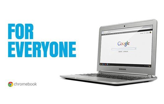 Google: Chrome-OS Laptop mit Touchscreen