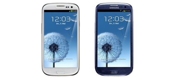 Galaxy S3: Update für Telekom- und E-Plus-User