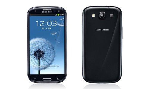 Samsung: Schwarzes Galaxy S3 mit 64 GB und Galaxy S3 Mini