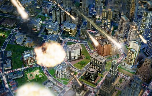 SimCity: Neues Video zeigt Multicity Gameplay