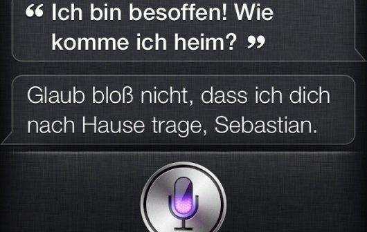 Mit Witz und Verstand: Apple sucht nach Siri-Autoren