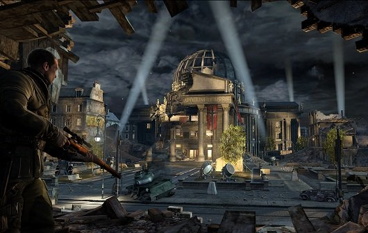 Sniper Elite V2: Zwei neue DLCs landen heute
