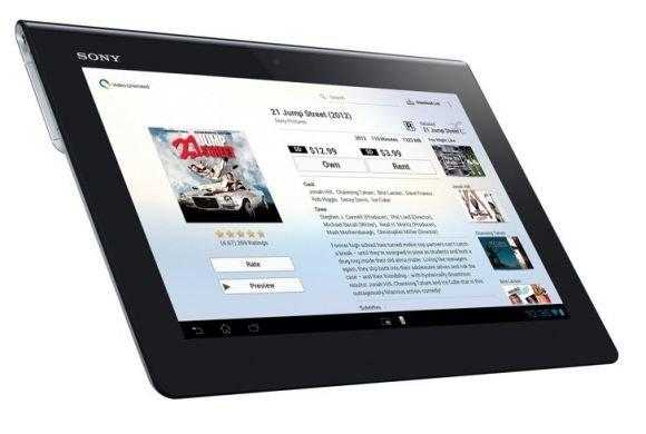 Xperia Tablet S: Verkaufsstopp wegen mangelhafter Verarbeitung