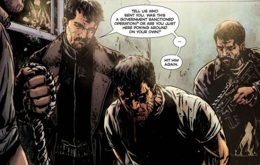 Splinter Cell - Blacklist: Comic erzählt Vorgeschichte