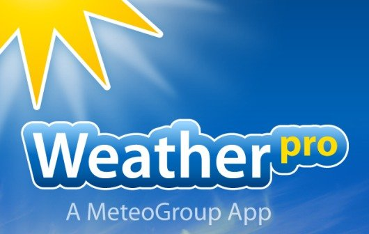 WeatherPro 3.0 für iPhone: Unwetterwarnungen und weltweite Wetterkarten / Verlosung