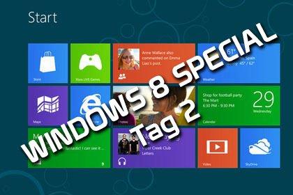 Microsoft und das Metro äh... Modern UI