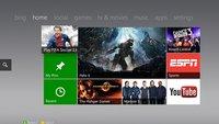 Xbox 360: Dashboard Update ist im Anmarsch