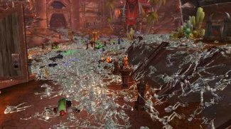World of Warcraft: Hack rottet Städte aus