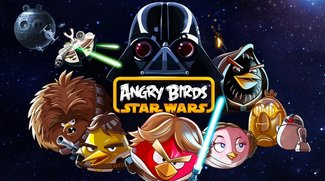 Angry Birds Star Wars: Zwei neue Gameplay-Videos