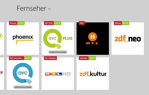 Television-App