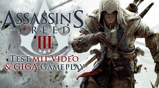 Assassin's Creed 3 Test - Ob New York oder Boston, Hauptsache Europa!