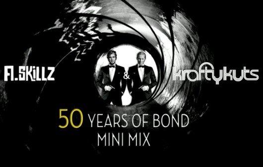 Best of James Bond: Mix der besten Songs, Szenen, Zitate (Video / MP3)