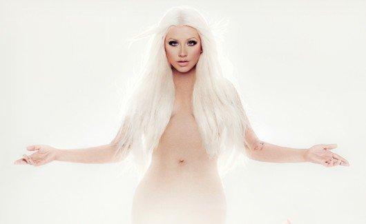 Top 10: Nackt auf dem Album-Cover - Christina Aguilera, RHCP, Katy Perry...