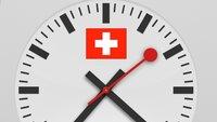 Apple und SBB einigen sich im Uhrenstreit