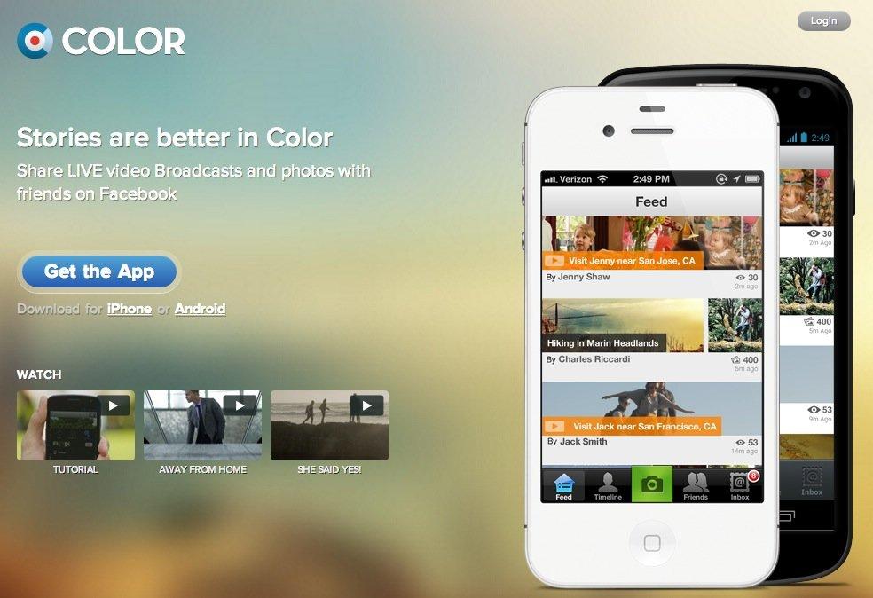 Apple und Color Labs: Keine Unternehmens-, sondern Mitarbeiter-Übernahme