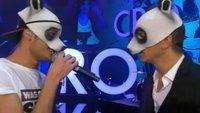 Cro, Tote Hosen und Jennifer Lopez bei Wetten dass: Was reimt sich auf Lanz? (Video)