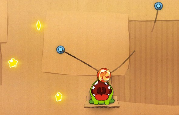 Cut the Rope: Windows 8 App