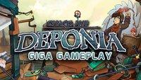 Chaos auf Deponia - GIGA Gameplay