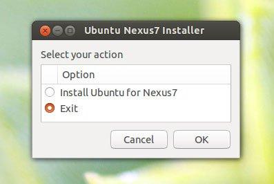 Nexus 7: Ubuntu wird für Android-Tablets optimiert