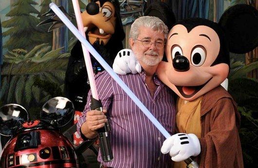 Disney übernimmt LucasFilm für 4 Milliarden Dollar