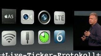 iPad mini: Live-Ticker zum Nachlesen