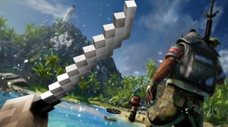 Far Cry 3: Minecraft trifft auf Far Cry