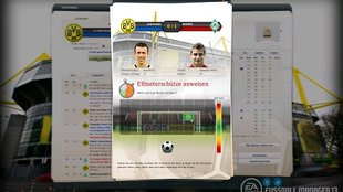 Fussball Manager 13: Das User-Interface im Video