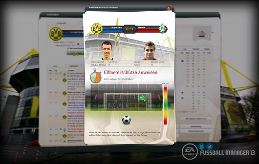 Fussball Manager 13: Das User-Interface im Video